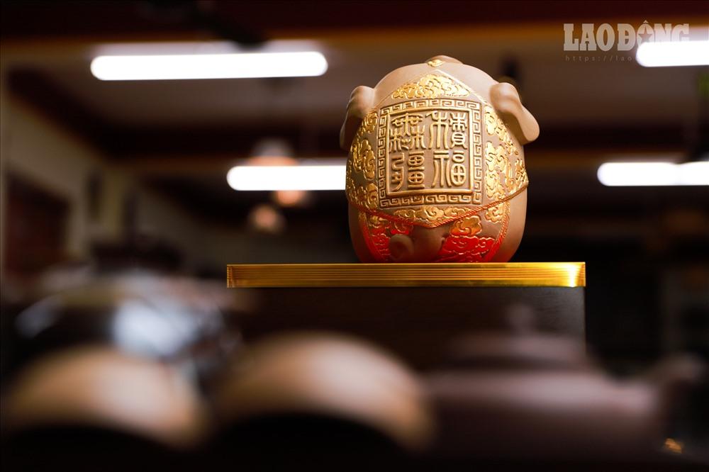 Đầu năm, vào thăm lò sản xuất kỳ công dát vàng cho Kỳ linh Kỷ Hợi - Ảnh 9