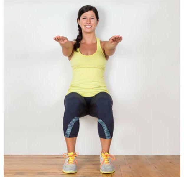 Bài tập thể dục giúp mẹ sinh mổ mau hồi dáng, khỏe mạnh - Ảnh 2