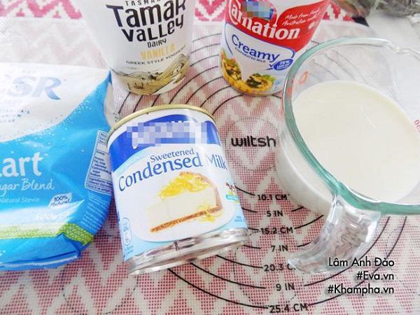 Cách làm yaourt dẻo mịn, mát lạnh cực ngon cho các bé ăn cả tuần không chán - Ảnh 1