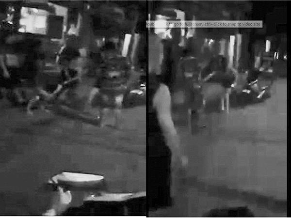 Xôn xao clip chủ nhà đạp tới tấp cô gái trẻ nghi trộm chó - Ảnh 1
