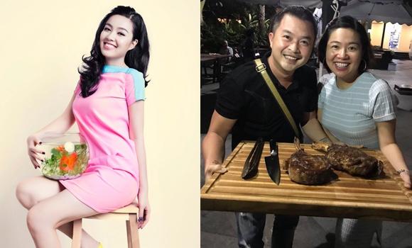 Sắp lâm bồn, diễn viên Lê Khánh mũm mĩm, mũi nở to khó nhận ra - Ảnh 6