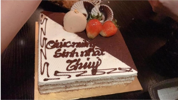 Sau tiệc sinh nhật với hội bạn toàn mĩ nhân, Mai Phương Thuý tiếp tục vui tuổi mới với hội bạn Hoa hậu - Ảnh 3