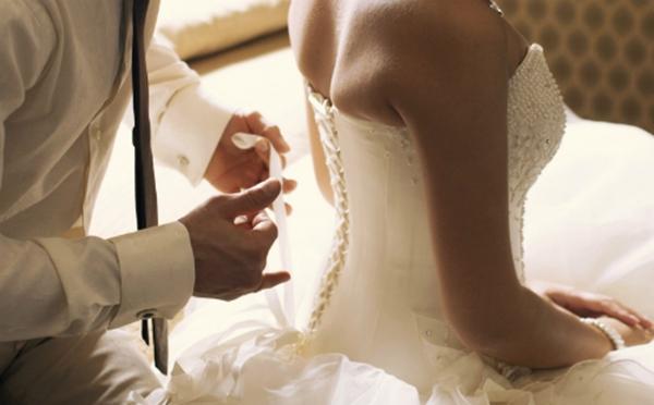 Sốc ngay đêm tân hôn vì chồng lịch lãm bỗng hú hét như người rừng - Ảnh 1