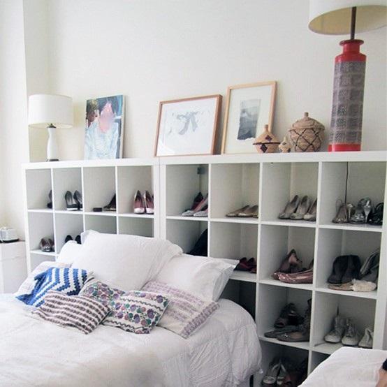 Chú ý đặt kệ, tủ giày dép trong nhà cho đúng phong thủy