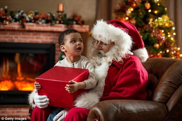 Nên nói dối hay 'phanh phui' sự thật về ông già Noel? Đây sẽ là lựa chọn khôn ngoan nhất - Ảnh 1