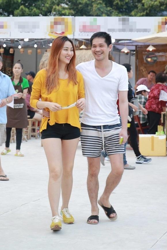 Ngân Khánh lộ ảnh hiếm hoi tình tứ bên cạnh chồng đại gia sau thời gian du học - Ảnh 3