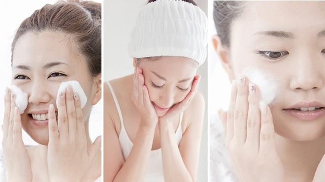 Mẹo để da dầu không bị nổi mụn trong mùa hè