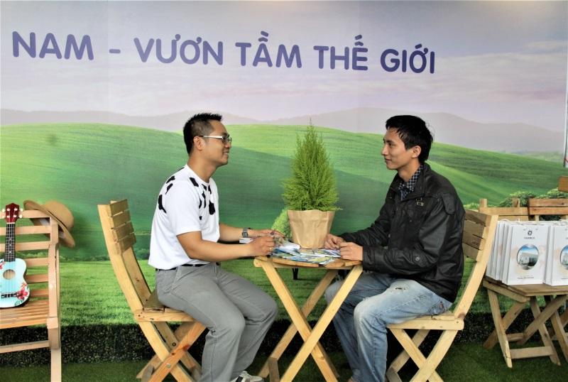 Vinamilk đồng hành cùng 'Ngày hội việc làm Bách Khoa 2017' - Ảnh 1