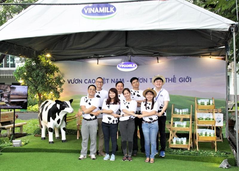 Vinamilk đồng hành cùng 'Ngày hội việc làm Bách Khoa 2017' - Ảnh 3