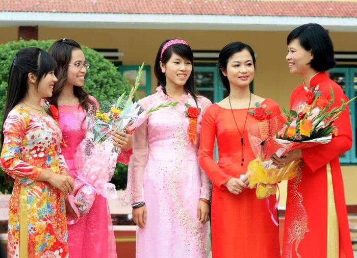 Ngày Nhà giáo Việt Nam 20 tháng 11.