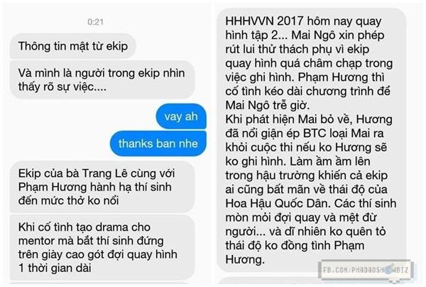 Hoa hậu Hoàn vũ Việt Nam 2017: Cuộc thi sắc đẹp ồn ào nhất từ khi mới khởi động - Ảnh 1