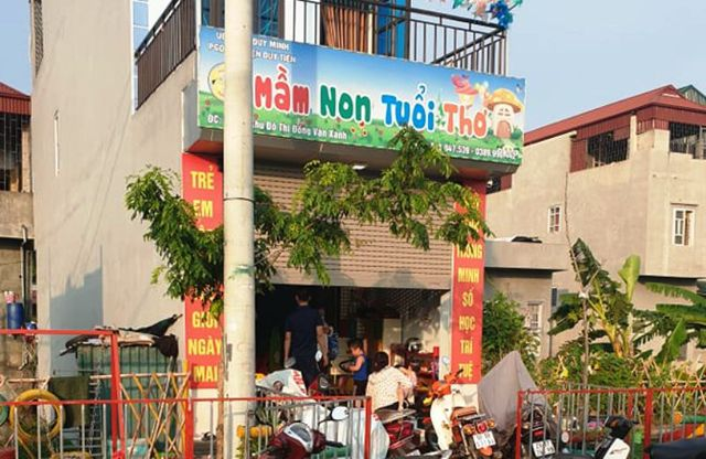 Hà Nam:  Cô giáo đốt cồn dạy phòng chống cháy nổ, 3 trẻ mầm non bị bỏng - Ảnh 1