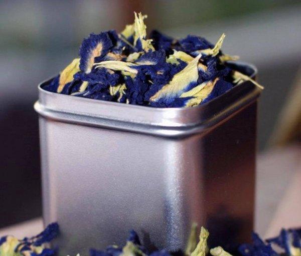 Cách làm trà hoa đậu biếc nhanh chóng giải nhiệt mùa hè  - Ảnh 3