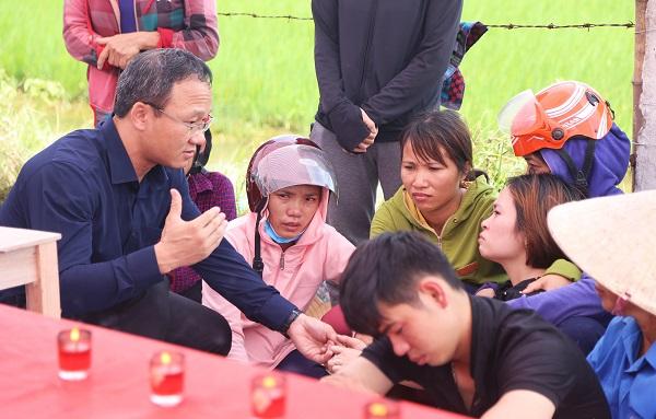 Khởi tố vụ án tai nạn giao thông ở Hà Tĩnh khiến 3 cháu nhỏ tử vong - Ảnh 1