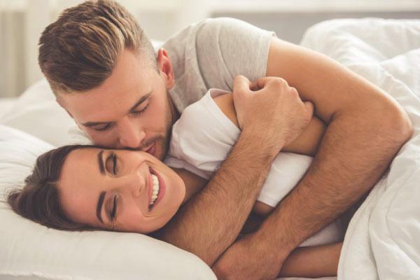 Tình dục giúp giảm căng thẳng hiệu quả.