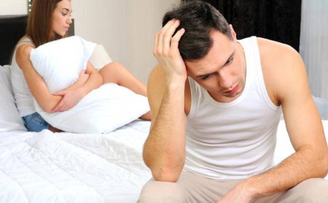 Nỗi lo lắng về hiệu suất có thể kìm hãm ham muốn tình dục của phái mạnh