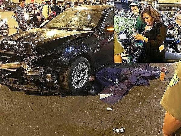 Nữ tài xế BMW gây tai nạn ở Hàng Xanh được gia đình nạn nhân xin không đi tù để kiếm tiền - Ảnh 1