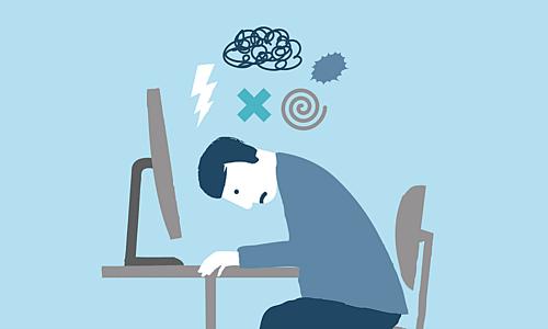 Làm thế nào để vượt qua stress nơi công sở? - Ảnh 1