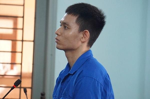 Thiếu úy công an tạt axit vợ sắp cưới bị tuyên án 6 năm tù - Ảnh 1