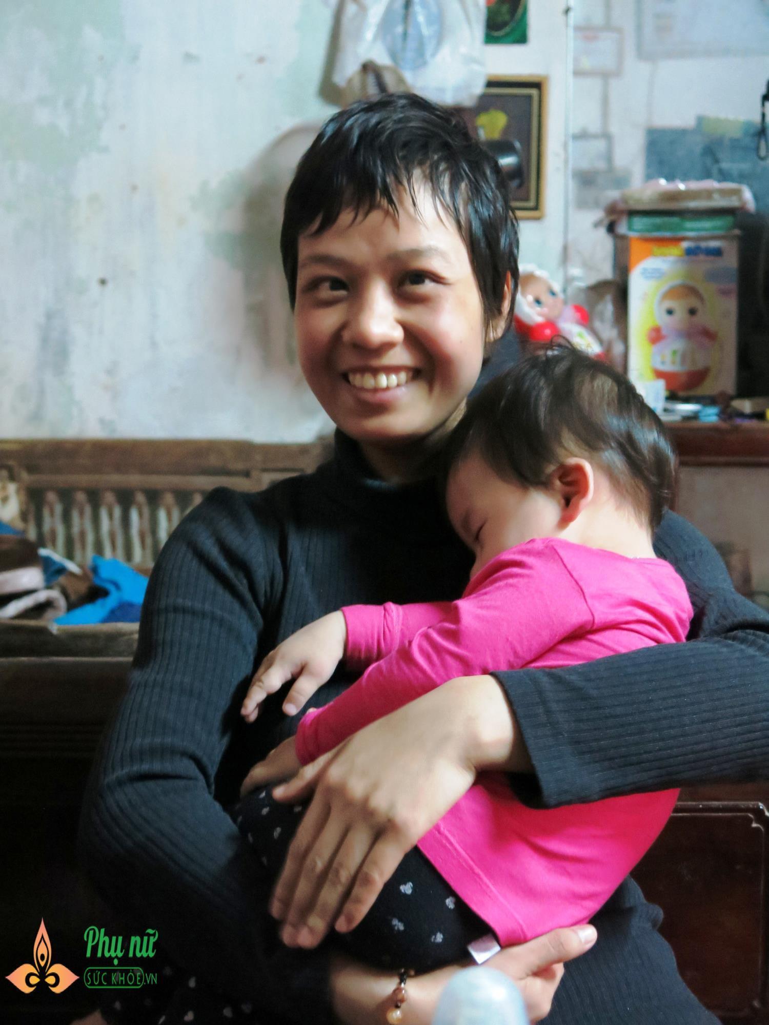 Nghẹn lòng mẹ ung thư nhường hết sự sống cho thai nhi trong bụng - Chỉ có thể là mẹ mới làm được điều phi thường ấy! - Ảnh 7