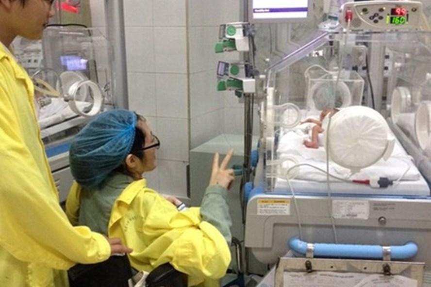 Nghẹn lòng mẹ ung thư nhường hết sự sống cho thai nhi trong bụng - Chỉ có thể là mẹ mới làm được điều phi thường ấy! - Ảnh 5