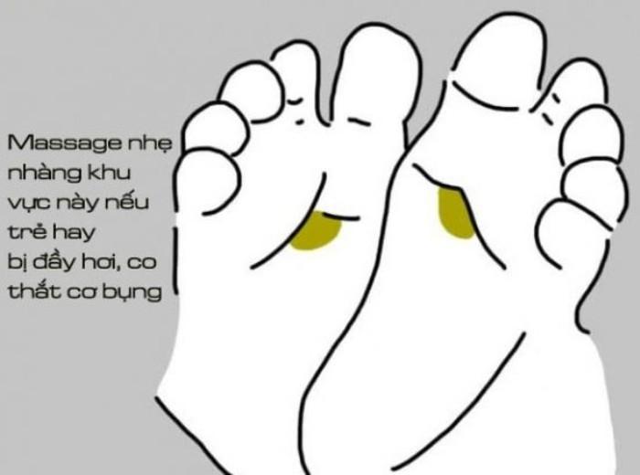 Thuộc lòng những cách massage chân cho trẻ em để bé khỏe mạnh mỗi ngày - Ảnh 7