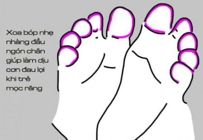 Thuộc lòng những cách massage chân cho trẻ em để bé khỏe mạnh mỗi ngày - Ảnh 2