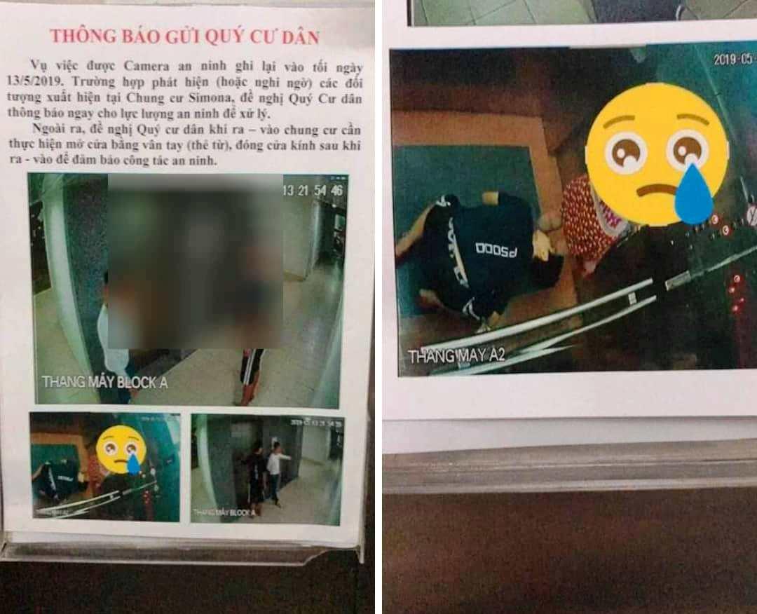 Vụ thanh niên cúi người nhìn váy cô gái trong thang máy ở Quy Nhơn: Hé lộ diễn biến mới - Ảnh 1