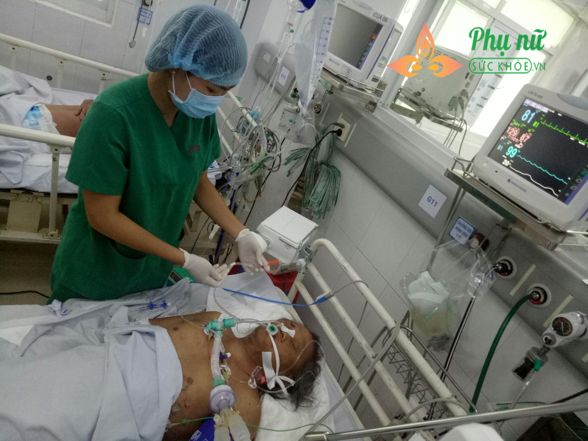 Bệnh viện quận Thủ Đức tìm người thân cho người đàn ông mù bị tai nạn giao thông, tính mạng nguy kịch - Ảnh 2