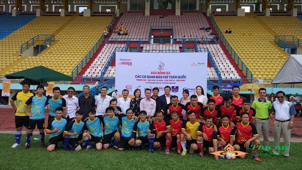 Khai mạc giải bóng đá toàn quốc PRESS CUP lần thứ IV khu vực TP.HCM - Ảnh 6