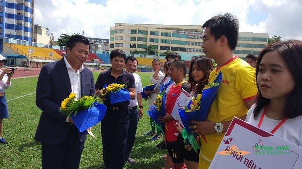 Khai mạc giải bóng đá toàn quốc PRESS CUP lần thứ IV khu vực TP.HCM - Ảnh 5