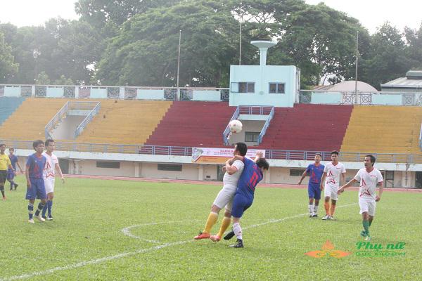 Khai mạc giải bóng đá toàn quốc PRESS CUP lần thứ IV khu vực TP.HCM - Ảnh 7