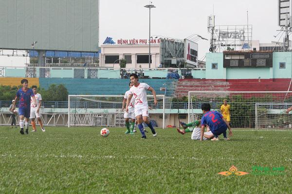 Khai mạc giải bóng đá toàn quốc PRESS CUP lần thứ IV khu vực TP.HCM - Ảnh 8