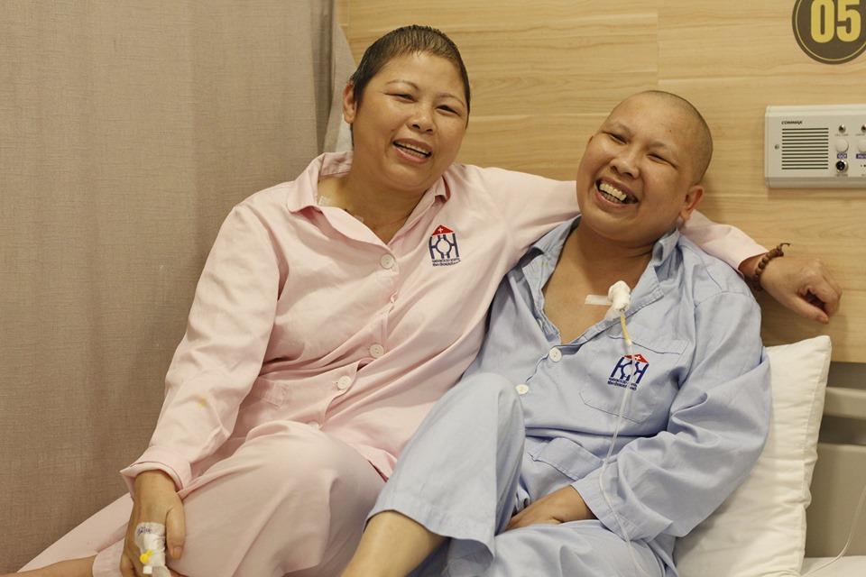Cảm phục tình yêu của người đàn ông Hà thành hơn 2000 ngày cùng vợ ung thư giành giật sự sống  - Ảnh 9