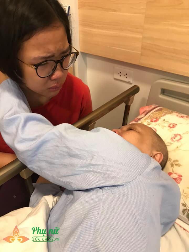 Cảm phục tình yêu của người đàn ông Hà thành hơn 2000 ngày cùng vợ ung thư giành giật sự sống  - Ảnh 5