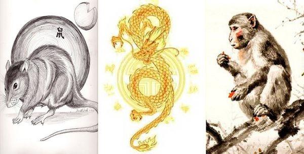 4 cụm con giáp tam hợp lấy nhau sẽ hạnh phúc suốt đời, thu hết tài lộc trong thiên hạ - Ảnh 1