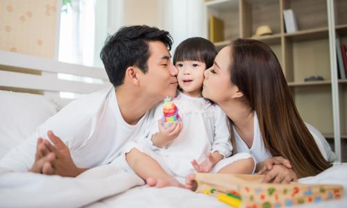 6 kiểu tính cách của con phản ánh mối quan hệ của cha mẹ - Ảnh 1