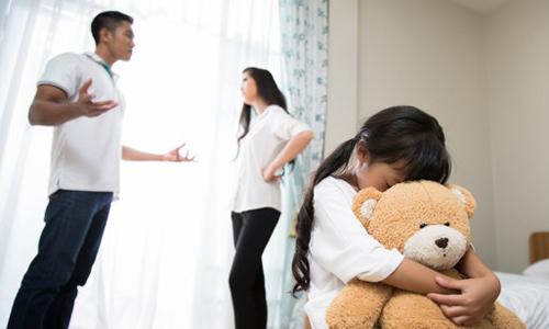 6 kiểu tính cách của con phản ánh mối quan hệ của cha mẹ - Ảnh 2