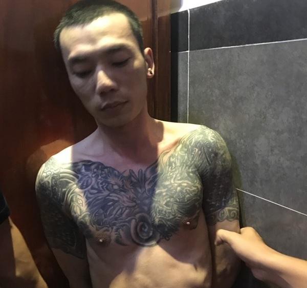 Huy 'nấm độc' vượt ngục ở Bình Thuận đã bị bắt ở Tiền Giang - Ảnh 1