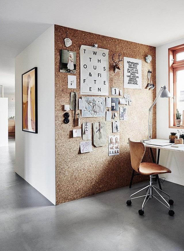 Những góc làm việc siêu đẹp dành riêng cho nhà hẹp - Ảnh 3