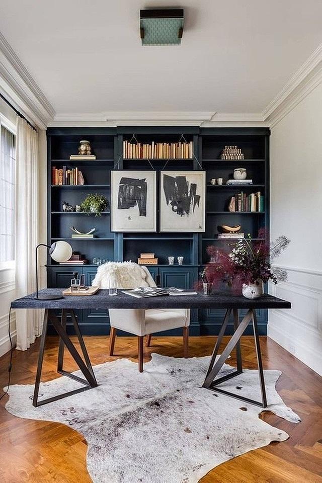 Những góc làm việc siêu đẹp dành riêng cho nhà hẹp - Ảnh 6