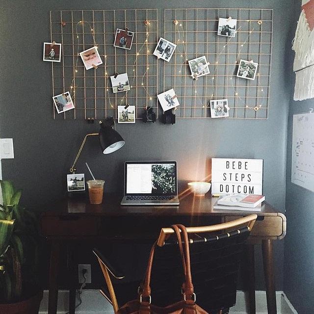 Những góc làm việc siêu đẹp dành riêng cho nhà hẹp - Ảnh 8