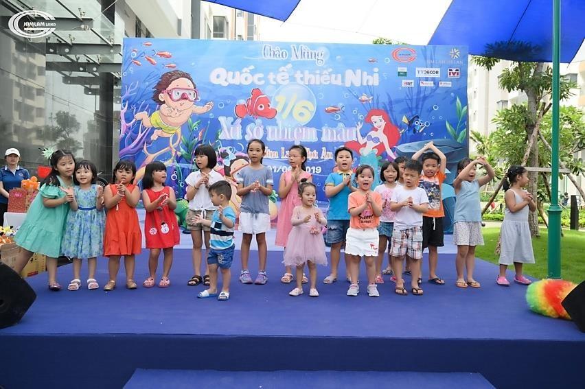 Khởi động mùa hè 'xanh' tại các dự án của Him Lam - Ảnh 1