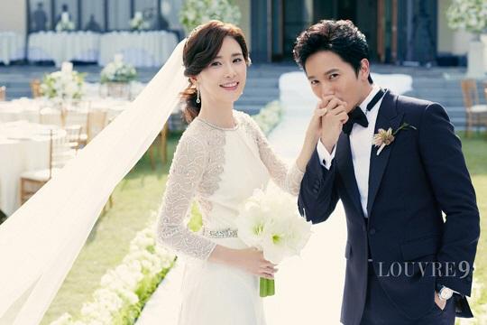 Cặp đôi quyền lực của điện ảnh Hàn Quốc khiến nhiều người ngưỡng mộ về mối quan hệ tình cảm của mình - Ảnh: Internet