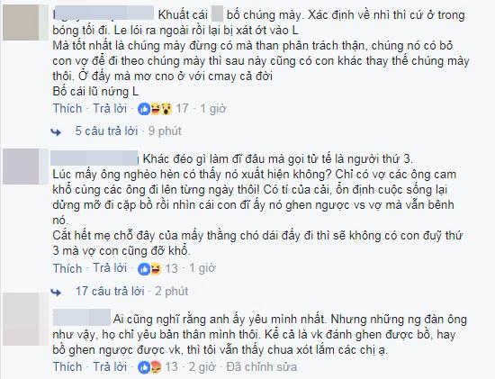 Sửng sốt khi đột nhập nhóm kín Facebook dành riêng cho hội bồ nhí giật chồng, ghen ngược với vợ nhân tình - Ảnh 11