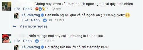 Anti-fan 'đá xéo' hôn nhân của Lê Phương và chồng trẻ: Choáng với hành động của 'Kiều nữ' Ngọc Lan khi bênh vực hạnh phúc cặp đôi - Ảnh 4