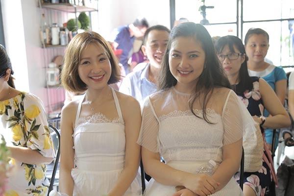 'Kiều nữ' Ngọc Lan lần đầu chia sẻ chuyện 'thoải mái giường chiếu trong lúc mang thai' - Ảnh 1