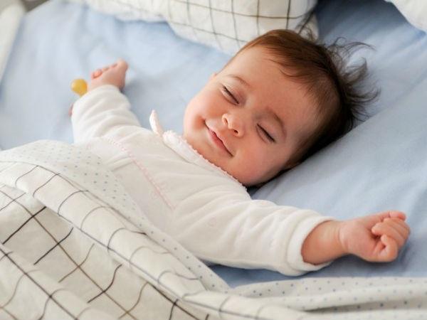 Bật mí cách để mẹ có thể rèn bé ngủ ngon xuyên đêm không bao giờ quấy khóc giúp con lớn nhanh hơn - Ảnh 1