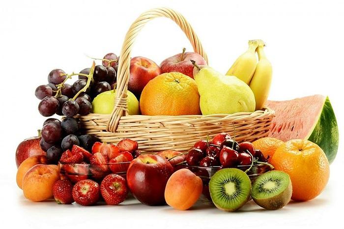 Người bệnh trĩ nên ăn nhiều trái cây có nhiều chất xơ tốt cho tiêu hóa