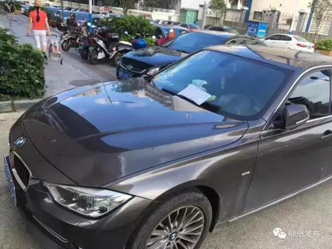 Người cha nghèo làm xước xe BMW và cái kết bất ngờ - Ảnh 1